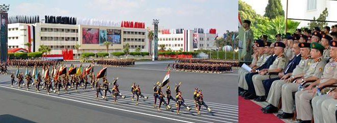 القوات المسلحة تحتفل بتخرج دفعة جديدة من الضباط المتخصصين بالكلية الحربية …