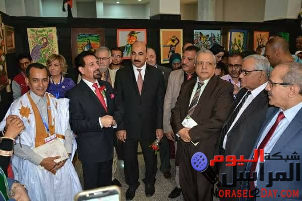 بالصور جامعة الفيوم تستضيف مهرجان مصر في عيون العرب