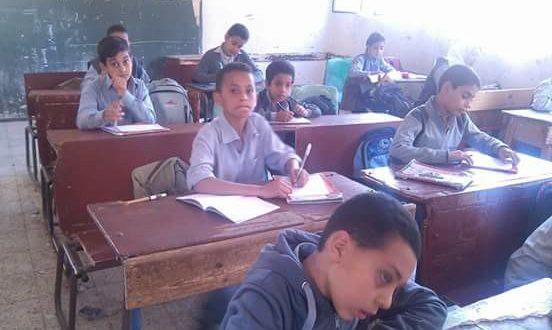 مسابقة لتنمية مهارات الرياضيات بمدرسة الإصلاح الزراعى بنجع حمادى