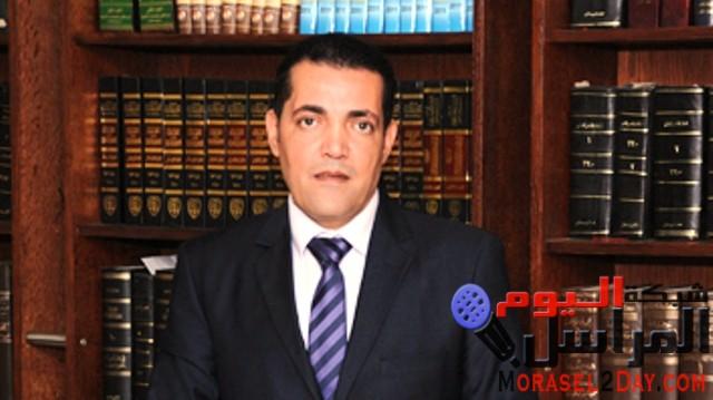 القللى: النسيج الوطني بين جناحي مصر هو نسيج قوي لا يستطيع أحد أن يقطعه ما داموا في رباط ووحدة