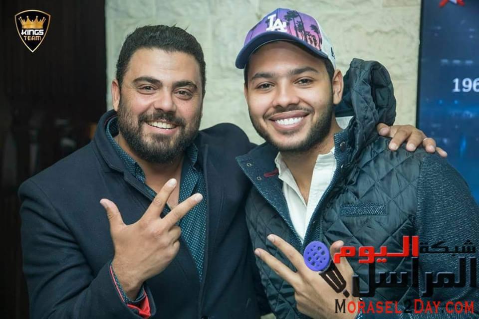 محمد شاهين يحى حفل الشباب