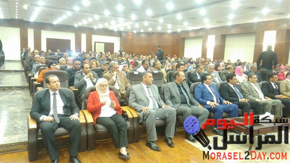 الان ..النمنم يفتتح مؤتمر أدباء مصر بشرم الشيخ