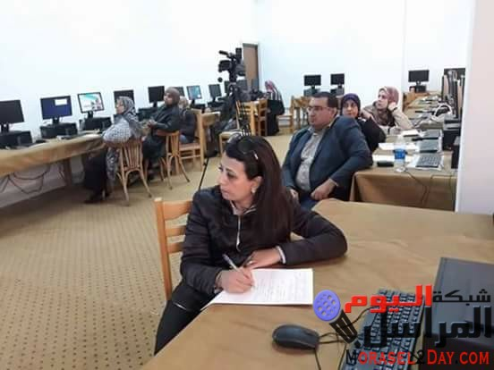 تطبيق برنامج ابن الهيثم لإدارة شئون الطلاب بجامعة قناة السويس