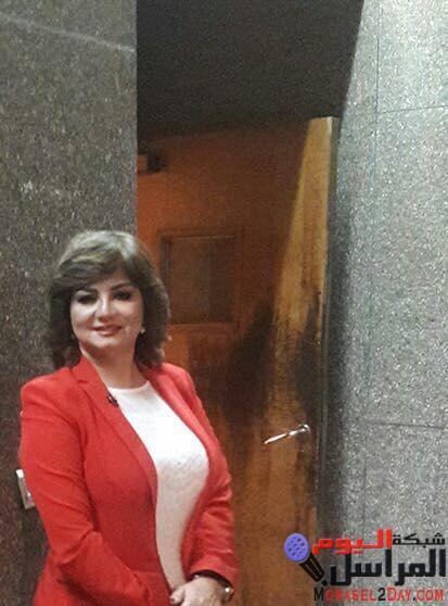 تكريم الاعلاميه المتألقه منه فاروق عن دورها فى تقديم الإعلام الهادف فى برنامجها صباح دريم كافضل برنامج 2017 .