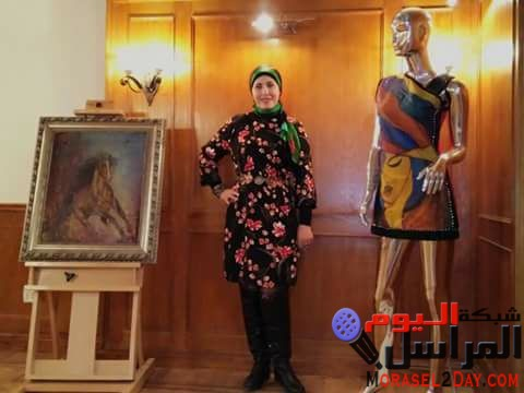 نيفين منصور تحل ضيفا علي الاعلامي احمد سالم في برنامج القاهرة ٣٦٠ علي قناة القاهرة والناس