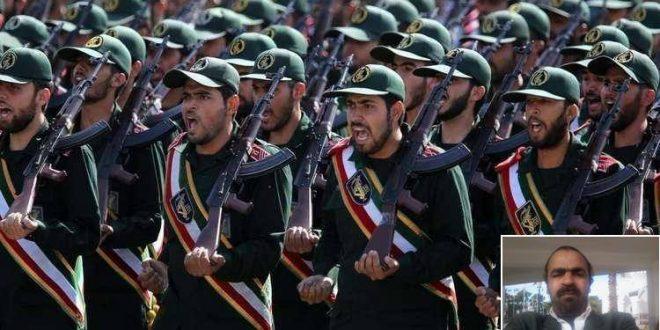 إشتباك على حدود العراق وإيران  سقوط ثلاثة قتلى من حرس الثورة الإيرانية