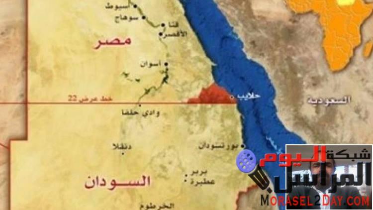 حلايب وشتالين  عدوان بين مصر والسودان