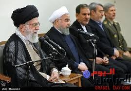 تداعيات الثورة الأيرانية وعلاقتها بالخليج