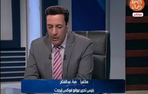 """بالفيديو ..هبة عبد الفتاح فى برنامج """"كﻻم الليل"""" اﻷفكار تموت بسسب فقر العقل"""