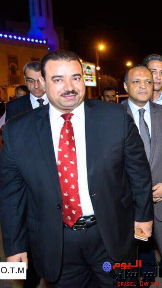 اسماعيل بطيخ رئيسا للجنة المعارض بمحافظة سوهاج