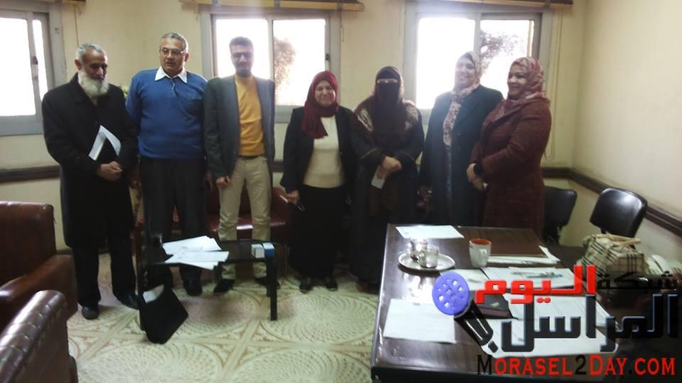 """صحة ابشواى / الجمعية المصرية للتنمية الشاملة تنظم ورشة عمل """" التوعية ضد مرض السكر """""""