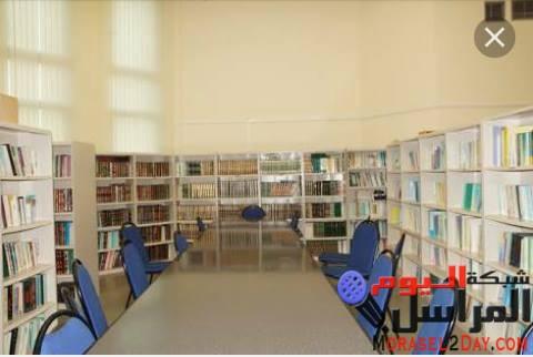 ادارة قنا تشارك في مسابقة المكتبات النموذجية .
