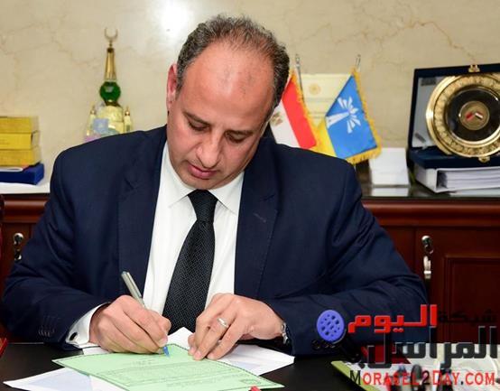 محافظ الإسكندرية يعتمد نتيجة الفصل الدراسي الأول للشهادة الإعدادية لعام ٢٠١٧_٢٠١٨