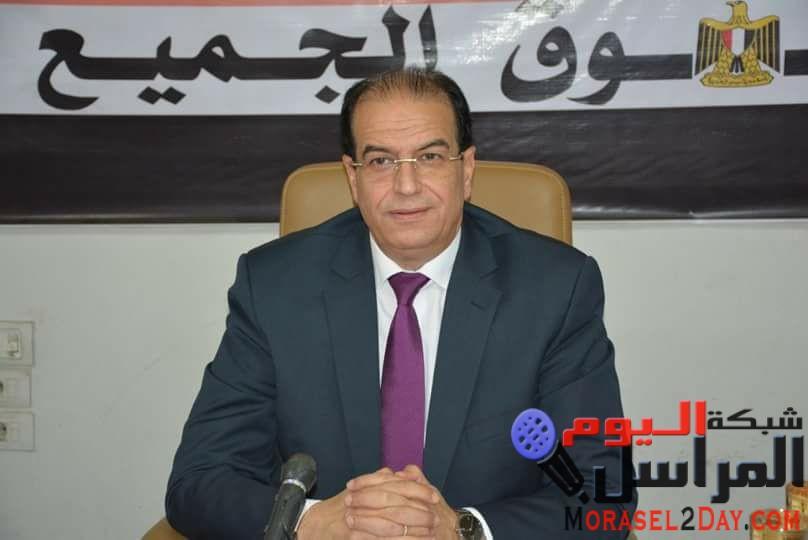 إنطلاق احتفالات محافظة الدقهلية بعيدها القومي