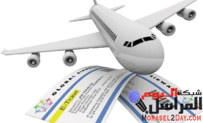 إرتفاع أسعار تذاكر طيران رحلات العمرة 40 %