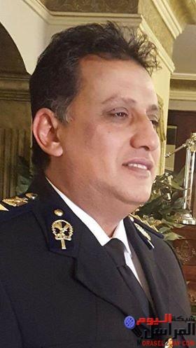 """اللواء محمد الالفي مدير إدارة البحث الجنائي بالقليوبية : تكريم """"السيسى"""" لي وسام على صدرى"""