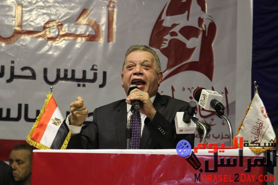 أسامة شرشر: التدخل الأمريكى فى الشأن الداخلى حقير ومرفوض.. وأطالب المصريين بالرد فى الانتخابات
