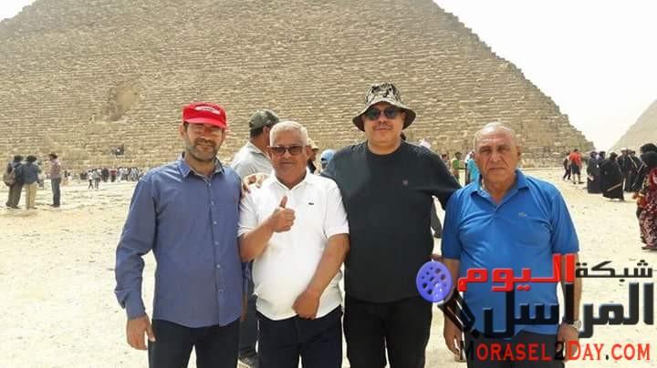 مؤسسة المساء الدولية تختتم رحلتها في جمهورية مصر العربية