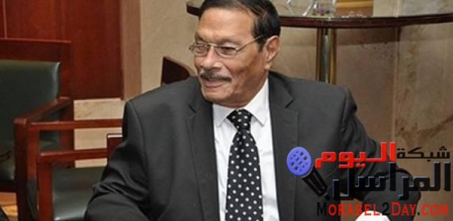 تشييع جثمان الدكتور علي لطفي أبن الفيوم من مسجد الشرطة