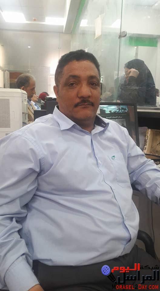 بهاء الحجاوي الموظف بمكتب بريد الفيوم يستجيب لنداء زملائة للترشح بإنتخابات النقابة العامة للبريد المصري