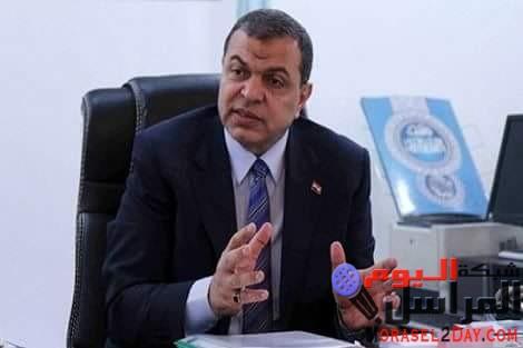 بلاغ للوزير وليد عبد الرحمن مدير مديرية القوي العاملة المنفي من القاهرة للفيوم لا يعترف بمنظمات المجتمع المدني ويعمل ضد النقابات