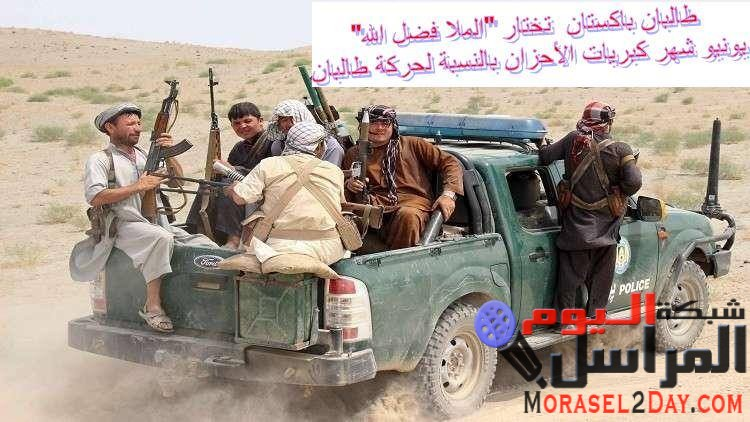 """طالبان باكستان تختار """"الملا فضل الله""""  يونيو شهر كبريات الأحزان بالنسبة لحركة طالبان"""