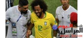 إصابة مارسيليو تمنح البرازيل ثاني اسرع تبديل في تاريخها بكأس العالم