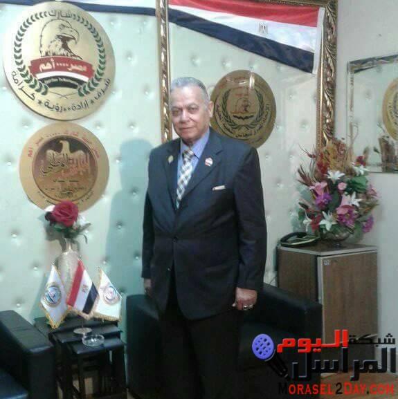 رئيس جبهة شارك مصرأهم : أطالب بسن قانون يفيد باعدام مختطفي ومغتصبي وقاتلي الاطفال