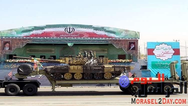 إيران ستصنع 800دبابة قريباً
