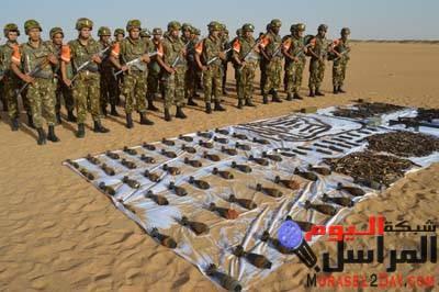 إستسلام تسعة إرهابيين  حصيلة أسبوع من مكافحة الإرهاب في الجزائر