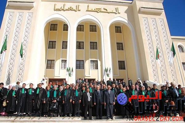 الجزائر: تعيين 181 قاض وترقية 1882 آخرين