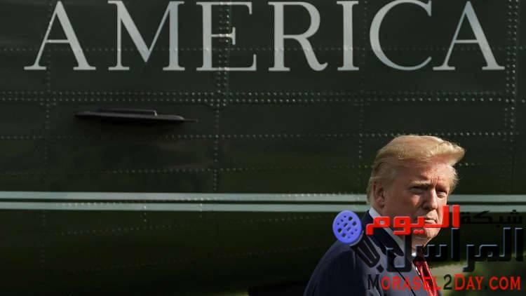 يُهدد بحل حكومة الولايات المتحدة ترامب يقسم ظهر الأغبياء دفاعاً عن موطن الأذكياء