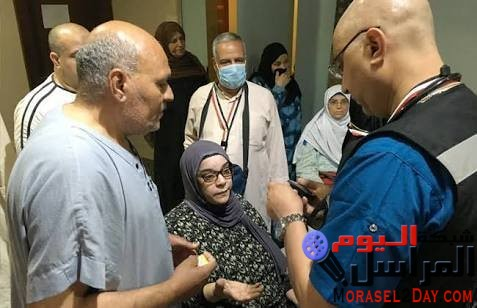 رئيس بعثة الحج الطبية يتفقد العيادات الطبية بمكة المكرمة
