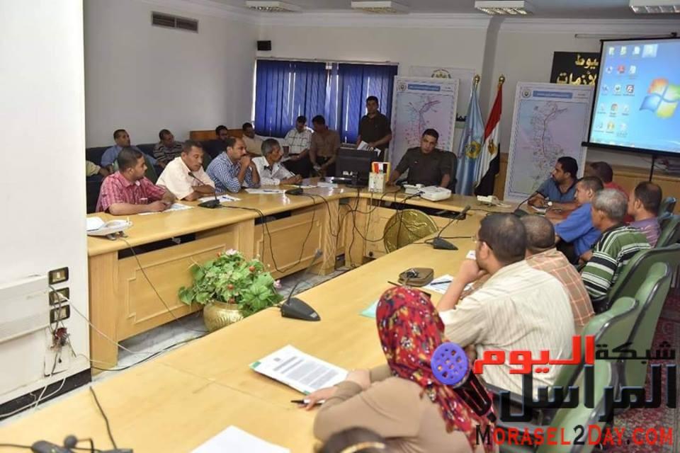 اختتمت فعاليات الدورات التدريبية لتأهيل كوادر إدارة وحدات الازمات والكوارث باسيوط