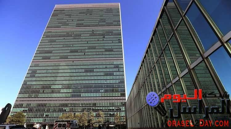 حريق خطير يهدد أمن مبنى الأمم المتحدة الرئيسي بنيويورك.