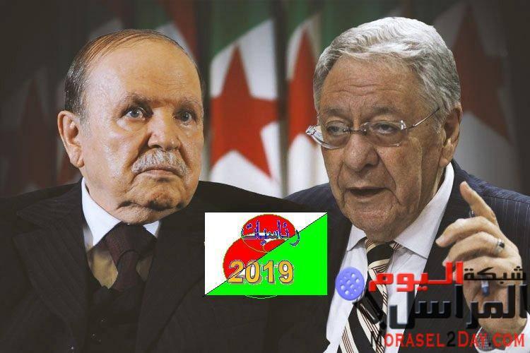 بوتفليقة مرشح جبهة التحرير في رئاسيات 2019م