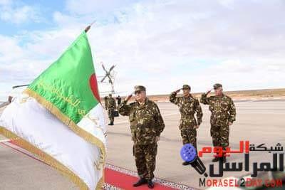 الجزائر تجرب طائرات بدون طيار من صنع مهندسي جيشها