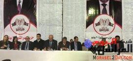 """بالصور.. رئيس """"مصر الثورة"""" يفتتح مقر الحزب بالعياط بحضور جماهيري"""