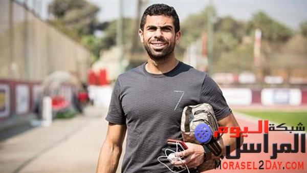 المدير الفنى لـ  الأهلى يكلف أحمد فتحي بمراقبة ساسي في القمة