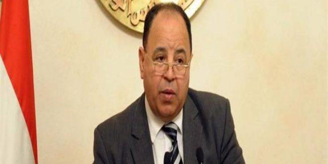 وزير المالية : – ميكنة إجراءات العمل الداخلية في إدارات رد الضريبة بالمأموريات وتحولها من الشكل اليدوي إلى الشكل الإلكتروني