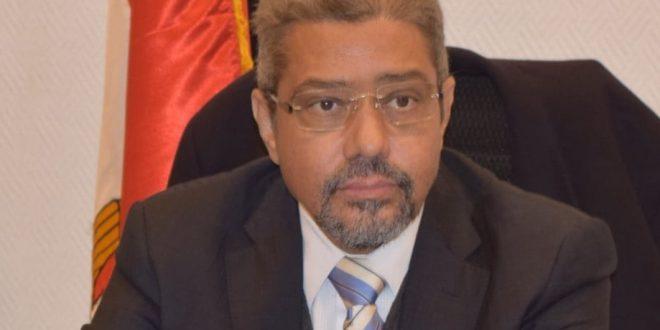رئيس اتحاد  الغرف التجارية ينعى الفريق (العصار)  وزير الدولة للإنتاج الحربي