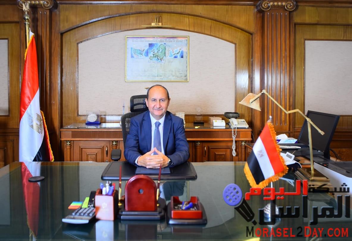 وزير التجارة والصناعة يستقبل نظيره الروسى بالقاهرة الأسبوع المقبل