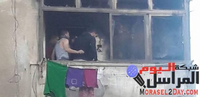 الحماية المدنية تسيطر على حريق في شقة بمنطقة السلخانة بالفيوم