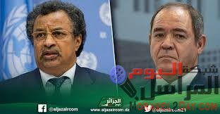 بوقادوم يمثل الجزائر على رأس وفدها الهام إلى نيويورك حيث سيحضر إجتماعات الجمعية العامة
