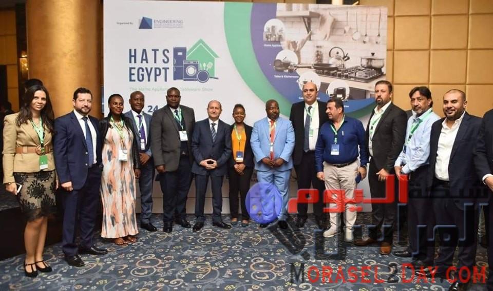 عمرو نصار.. الصناعة جزء مهم في دعم الاستثمار وشراكة القطاع الخاص مهم