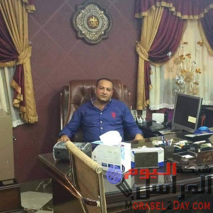 """خالد أبو الفرح رئيساً للجنة المشروعات بالأمانة العامة بدمياط بحزب """"المصريين"""""""