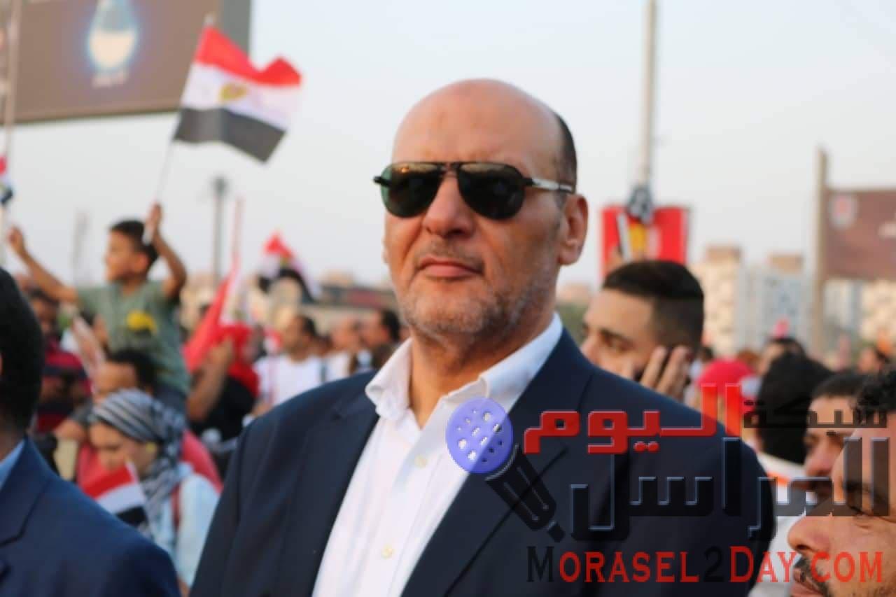 """رئيس""""المصريين"""": نقف خلف الدولة والسيسي ضد جماعات الشر والظلام"""