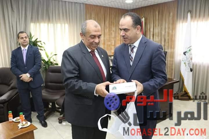 اللجنة الفنية الزراعية المصرية الأردنية المشتركة تبحث التعاون الزراعي بين البلدين