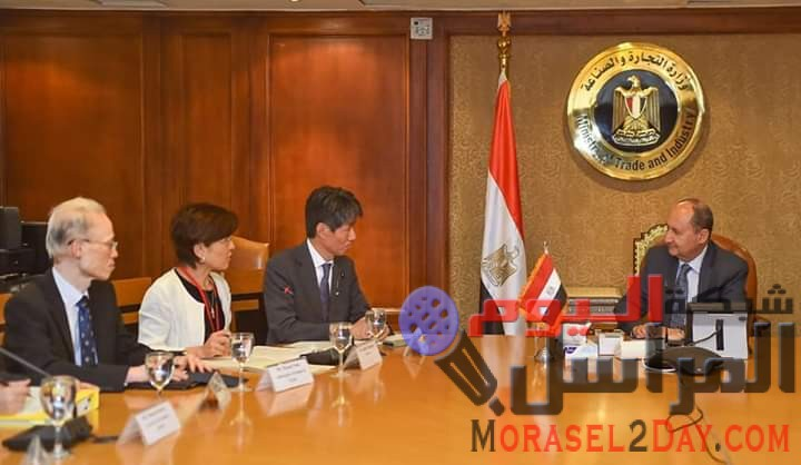 نصار يبحث مع وفد حكومي ياباني رفيع المستوى تعزيز التعاون الاقتصادي والتجاري بين البلدين خلال المرحلة المقبلة