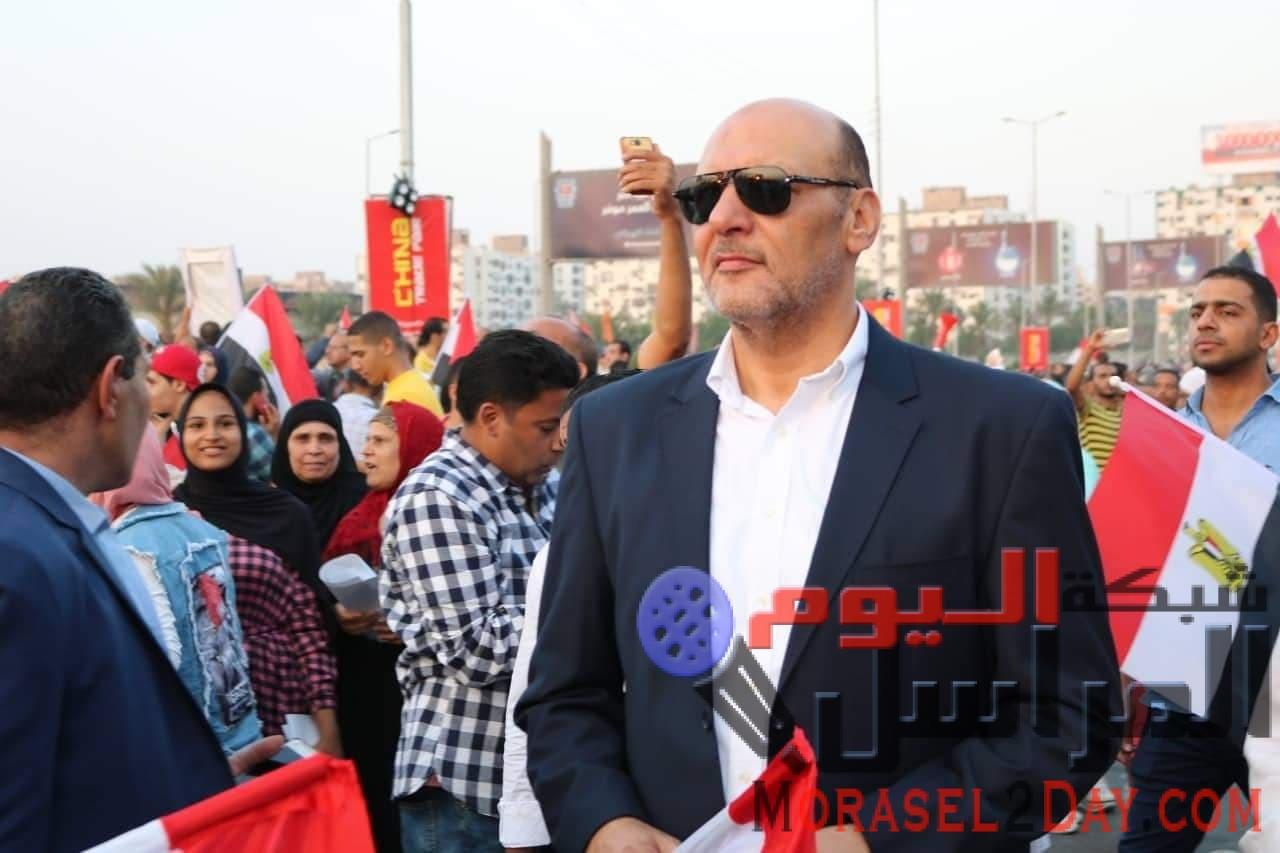 """رئيس""""المصريين"""": القمة المصرية القبرصية اليونانية رسالة واضحة ضد العبث التركي بالمنطقة"""